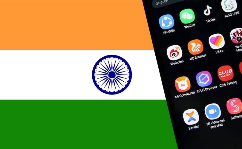 भारतद्धारा थप ४३ वटा चिनियाँ एपहरुमा प्रतिबन्ध