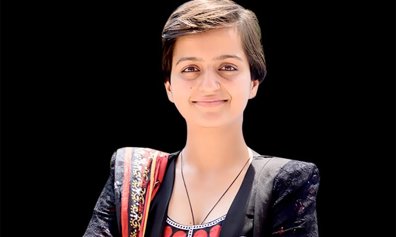 काठमाडौंको मेयरमा २१ वर्षे रञ्जुको उम्मेदवारी