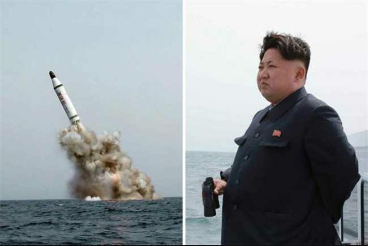 उत्तर कोरियाले हतियार देखाउँदा अमेरिकातनावमा