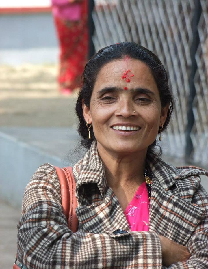 पाण्डे पहिलो निर्वाचित महिला प्रमुख
