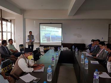 राष्ट्रिय परिचयपत्र तथा पञ्जीकरण विभागद्वारा ललितपुरका जनप्रतिनिधिहरुसँग अन्तरक्रिया र छलफल