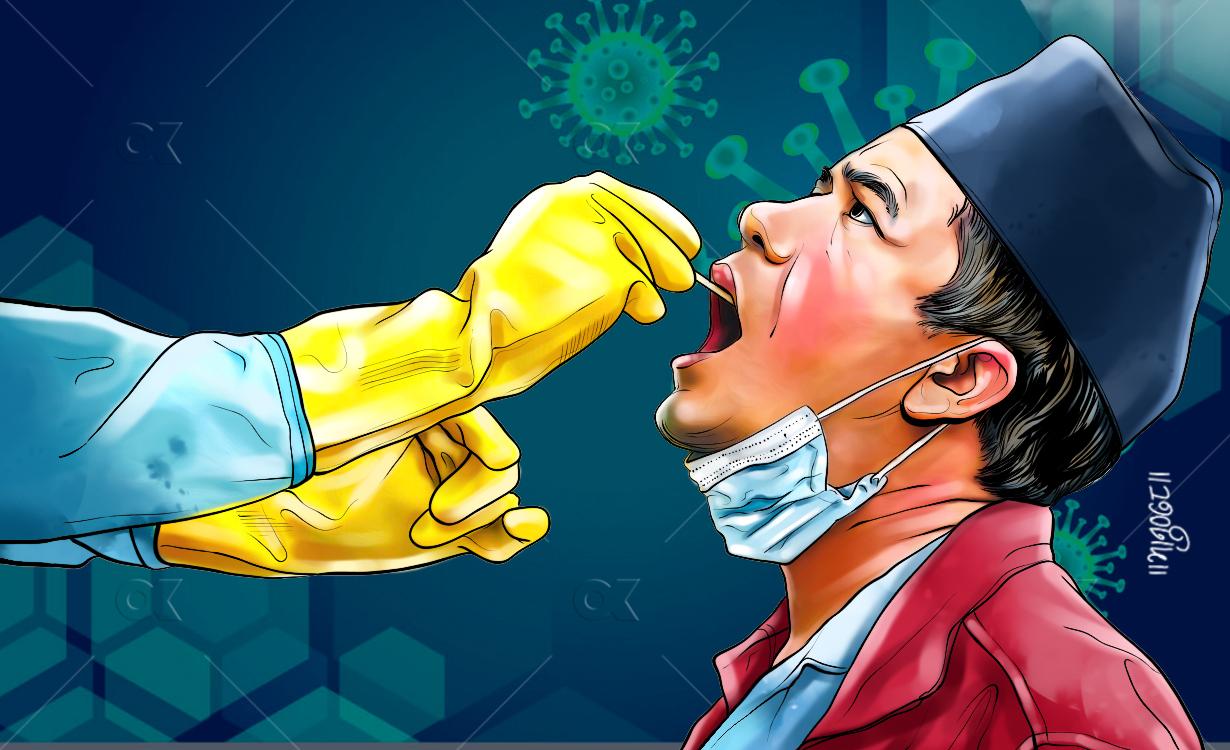 थप ३,३६५ जनामा कोरोना संक्रमण पुष्टि, १६ जनाको मृत्यु