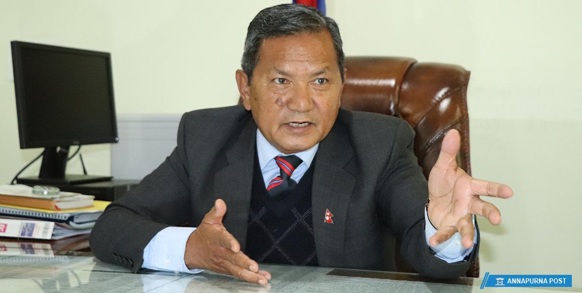 गण्डकी प्रदेशका मुख्यमन्त्री गुरुङविरुद्ध अविश्वास प्रस्ताव दर्ता