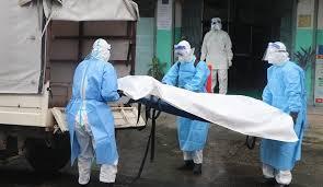 कोरोनाका कारण २४ घण्टामा २५ जना संक्रमितको मृत्यु