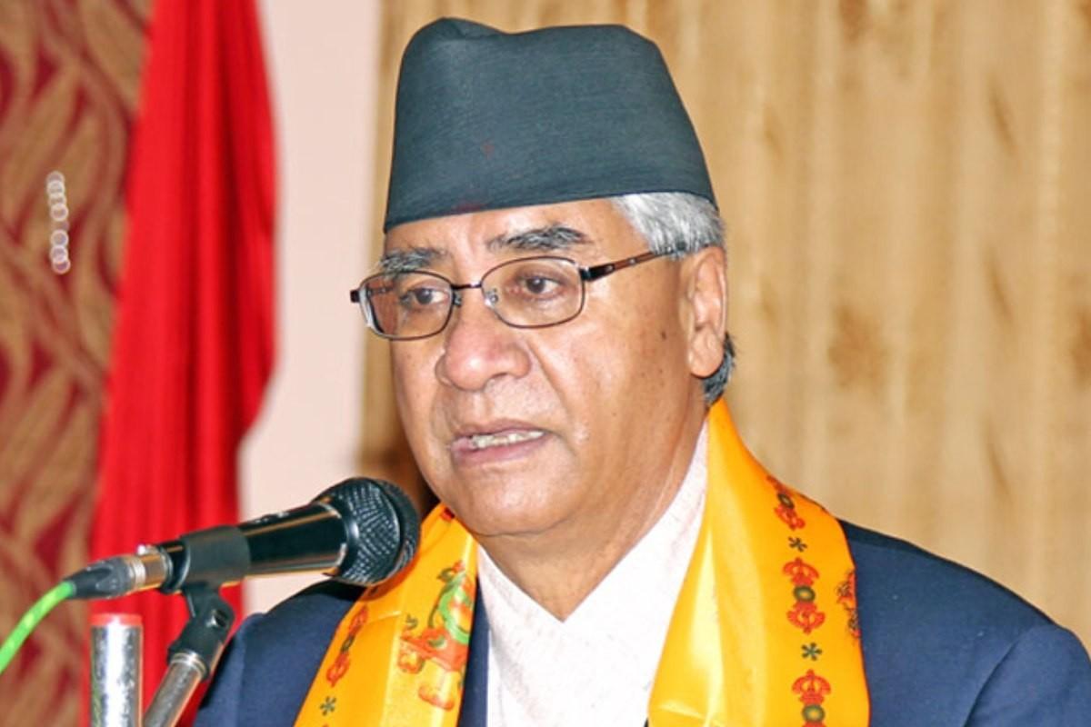 लुम्बिनी प्रदेशकोे घटना अलोकतान्त्रिक : सभापति देउवा